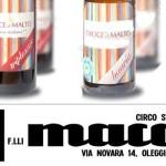 Degustazione Croce di Malto 6 ottobre 2015 Macondo Oleggio (NO)