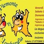Vercelli Fiere 16-18 ottobre 2015 Caresanablot (VC)