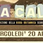 Sesia Calling – Mercoledì 20 aprile BSA Vercelli