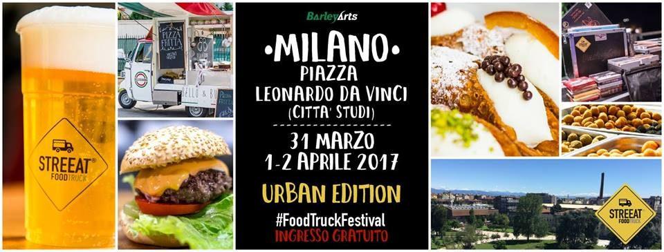Locandina street food festival